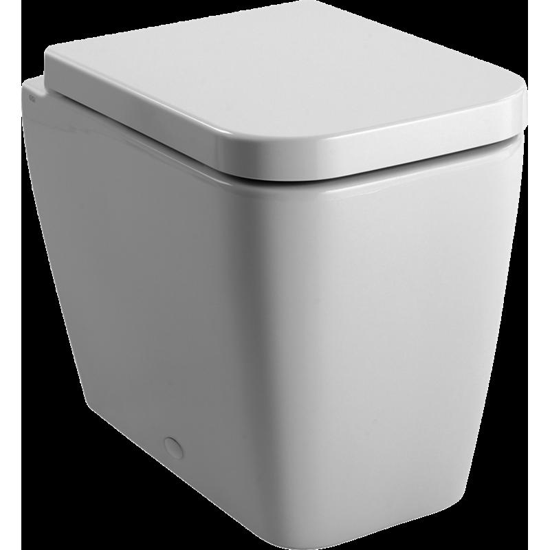 Gsi traccia 50 wc scarico parete bagnolandia for Scarico wc a parete