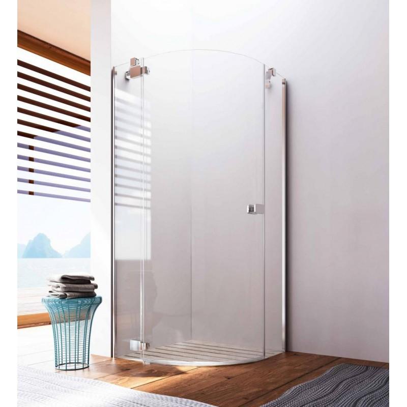 Cool Glass Noor Sx Box Doccia Bagnolandia With Box Doccia 70x70 Ikea