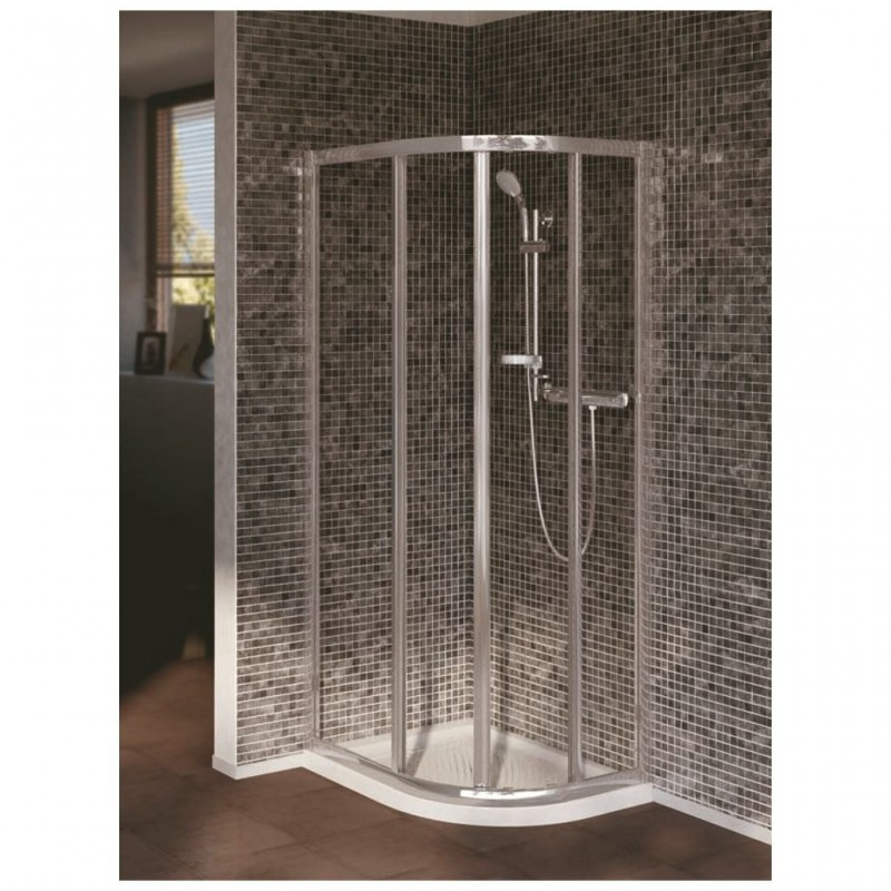 Ideal standard connect r swim cabina doccia asimmetrico   bagnolandia