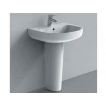 IDEAL STANDARD Cristallo colonna per lavabo sospeso