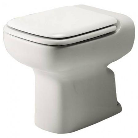 Ideal standard conca wc scarico con sedile bagnolandia for Lavandino ideal standard conca