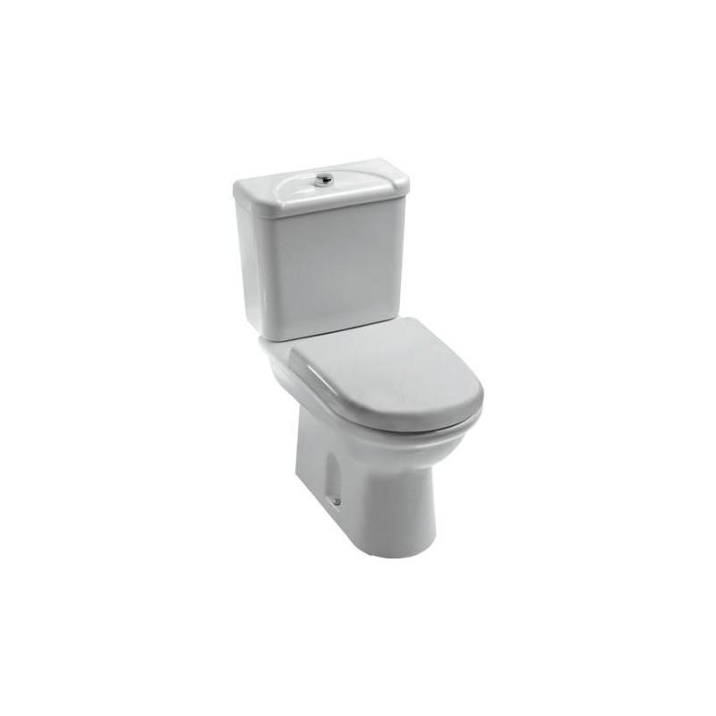 Ideal standard esedra wc per cassetta da appoggio for Esedra water