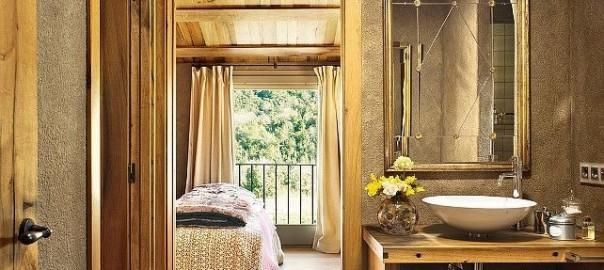 Bagni in legno moderni e rustici | Bagnolandia