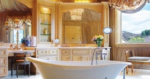 Come realizzare e arredare un bagno rustico bagnolandia for Arredare bagno grande