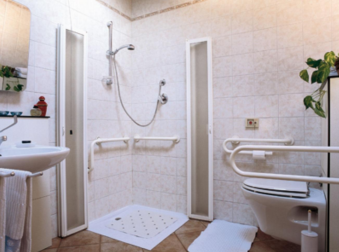 Realizzazione bagni per disabili quali agevolazioni - Bagni chimici per abitazioni ...