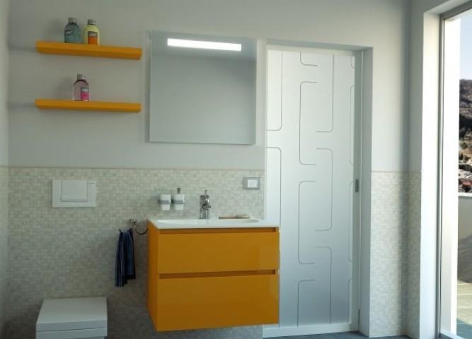 Progettare un bagno piccolo ecco i sanitari adatti - Dimensioni sanitari bagno piccoli ...