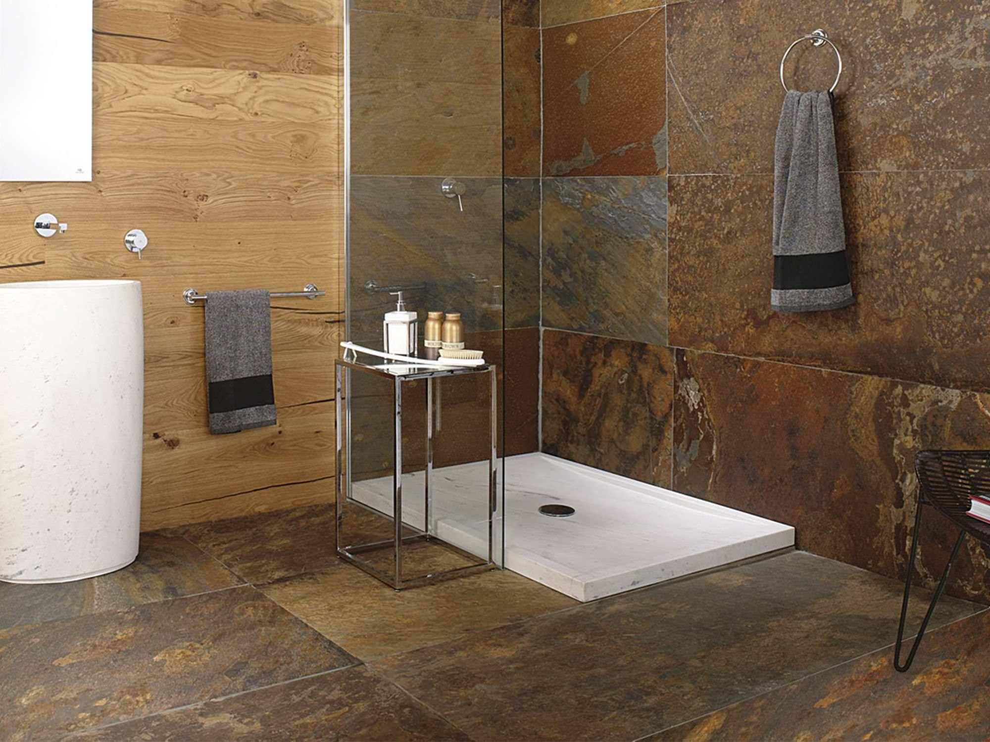 Doccia in pietra quali accessori abbinare bagnolandia for Accessori per bagno