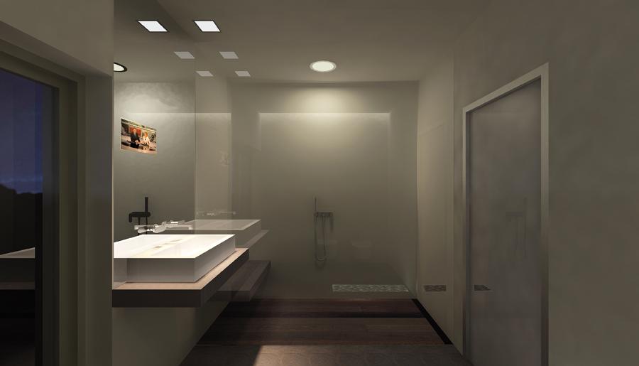 Progettare il bagno ecco 10 consigli utili bagnolandia - Illuminazione bagno ...