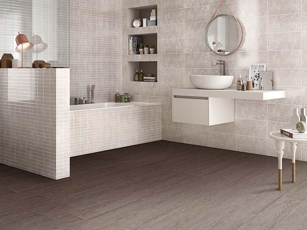 Piastrellare il bagno ecco alcuni consigli bagnolandia - Piastrellare un pavimento ...