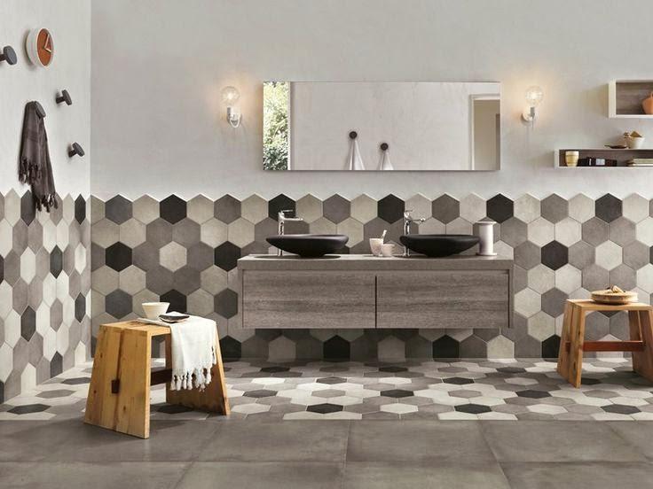 altezza del rivestimento bagno alcuni consigli bagnolandia. Black Bedroom Furniture Sets. Home Design Ideas