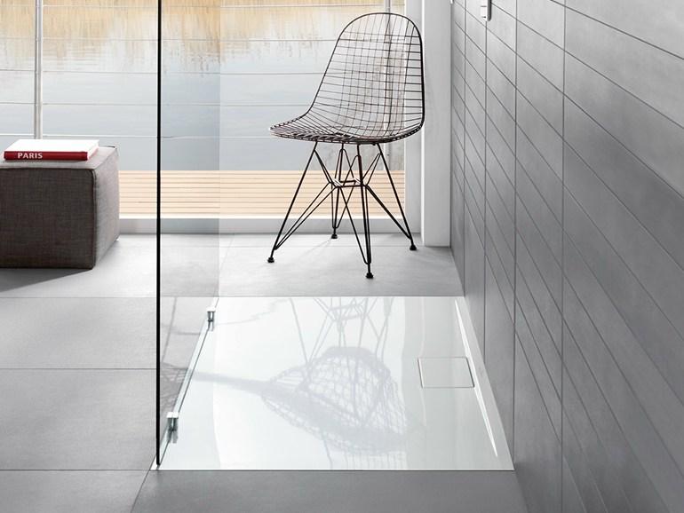Piatto doccia: acrilico o ceramica? bagnolandia