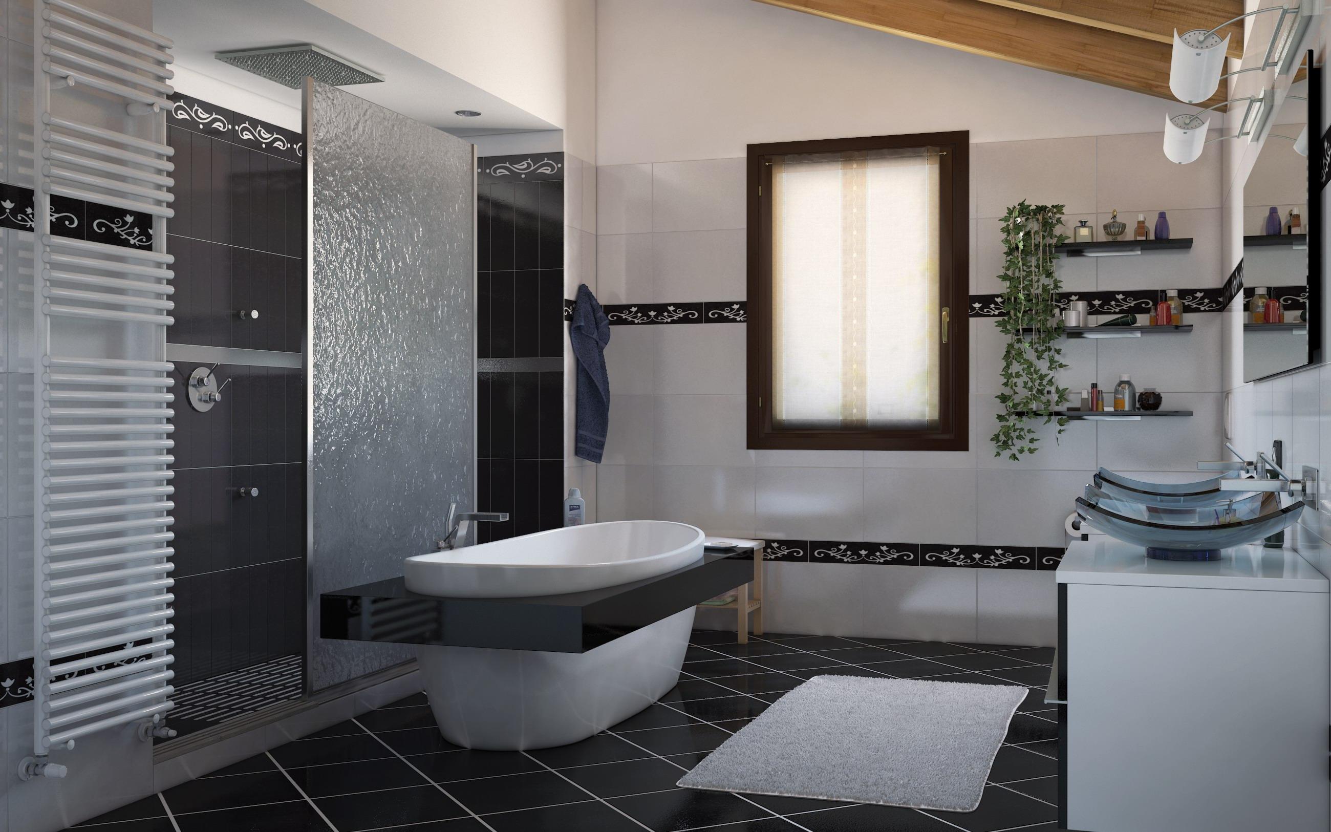 Arredamento Vasca Da Bagno Piccola : Progettare il bagno ecco consigli utili bagnolandia