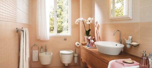 Arredare bagni piccoli con 1000 euro bagnolandia - Come rivestire il bagno ...