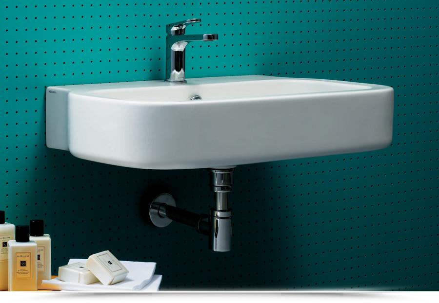 Come sostituire il lavabo del bagno bagnolandia - Lavandino bagno sospeso ...