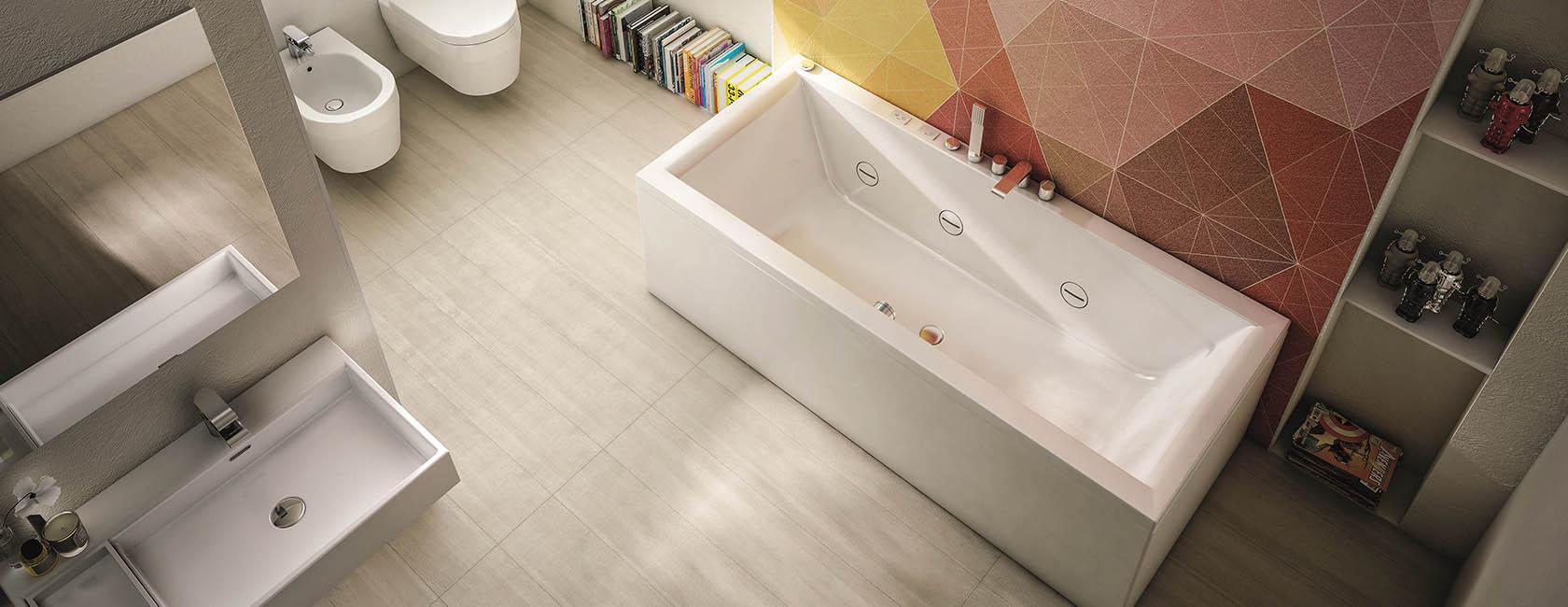 Come scegliere la vasca da bagno - Bagnolandia