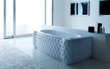 Arredare il bagno in stile vittoriano bagnolandia - Vasca da bagno moderna ...