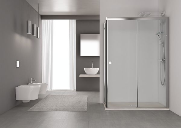 Come scegliere il box doccia ideale per il bagno bagnolandia for Cabine di grandi dimensioni con vasche idromassaggio