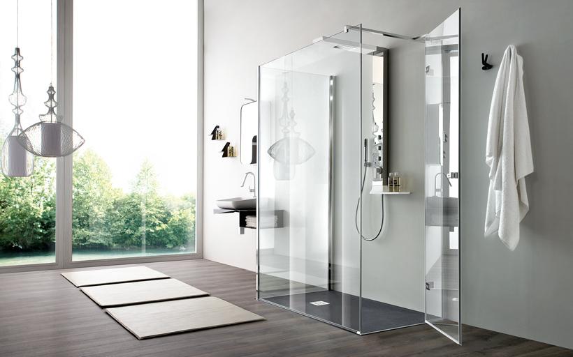 Come scegliere il box doccia ideale per il bagno bagnolandia - Arredo bagno doccia ...