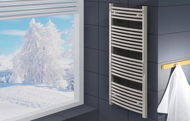 Termoarredo per il bagno quali sono i vantaggi bagnolandia - Termosifoni per bagno ...