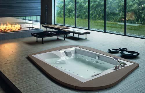 Come scegliere la vasca da bagno bagnolandia - Vasca da bagno in pietra ...