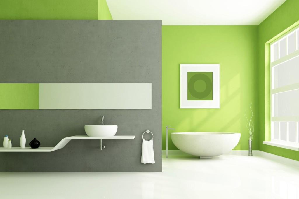 Verniciare Pareti Del Bagno : Come scegliere i colori giusti per il tuo bagno u bagnolandia