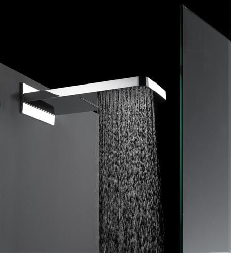 Soffione per la doccia quale scegliere bagnolandia - Soffione della doccia ...