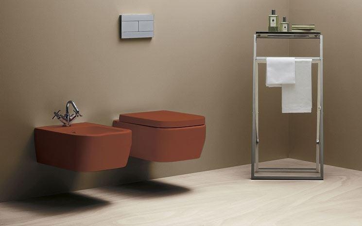 Come comporre il tuo bagno idee originali e consigli pratici - Come sbiancare i sanitari del bagno ...
