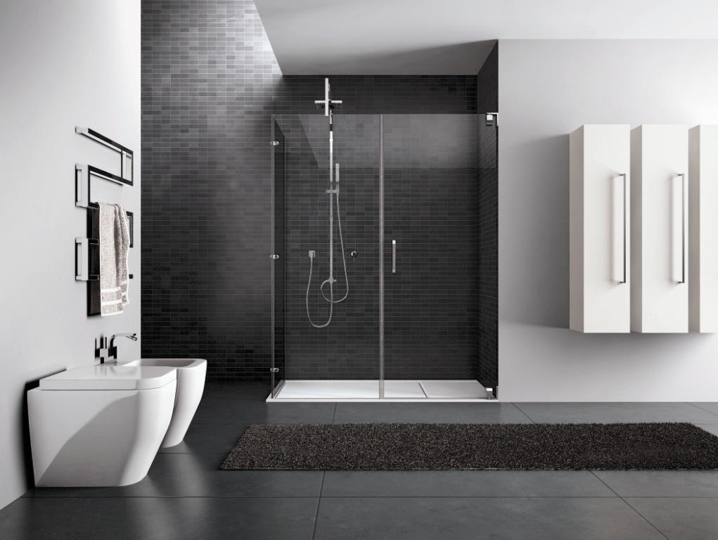 Come scegliere la porta del box doccia bagnolandia - Cabine doccia moderne ...