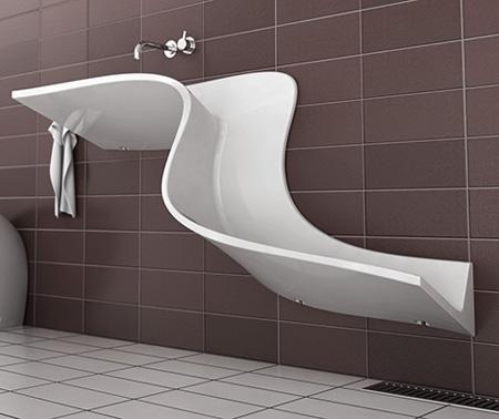 Arredo bagno dal design moderno consigli ed errori da - Arredo bagno design ...