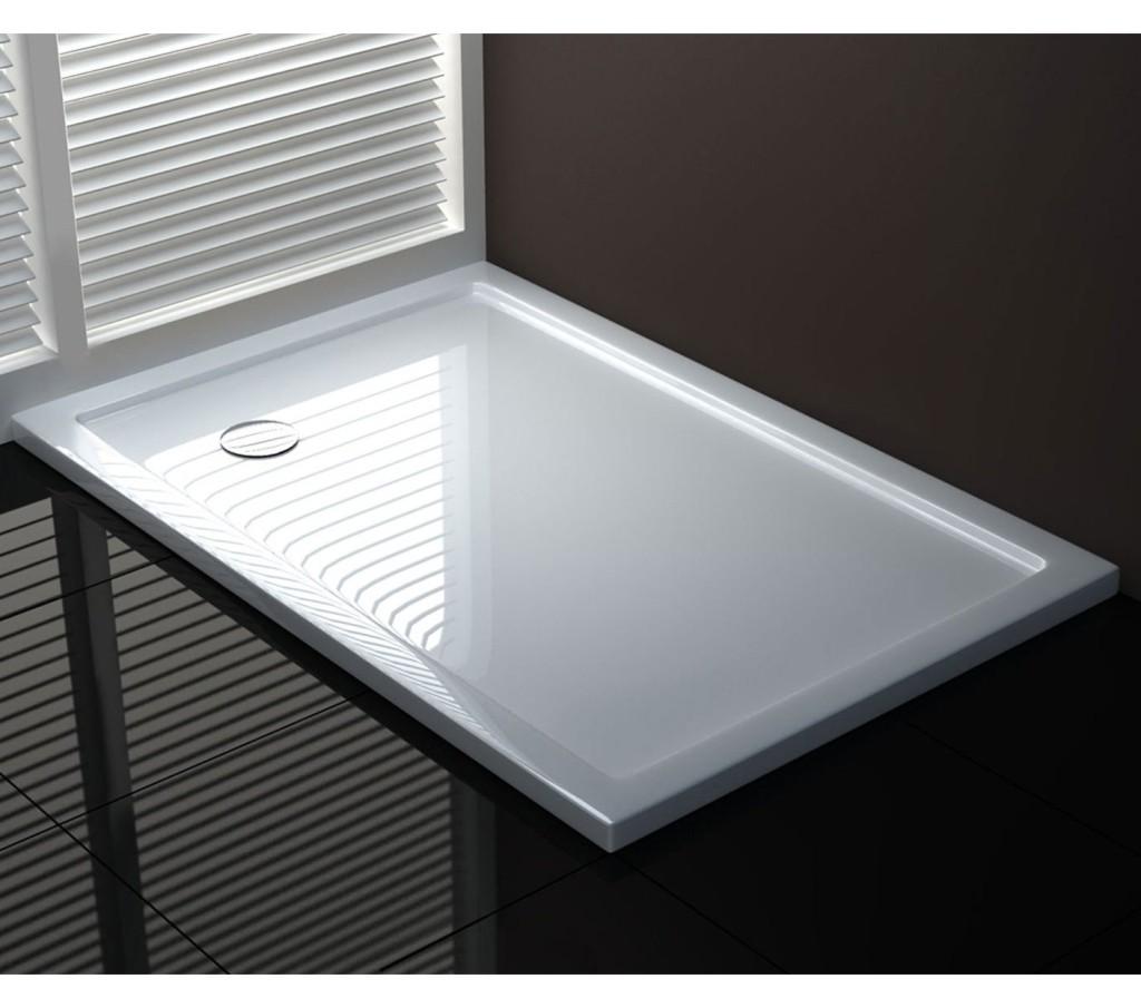 Come scegliere il piatto doccia per il tuo bagno bagnolandia - Piatti doccia in vetroresina ...