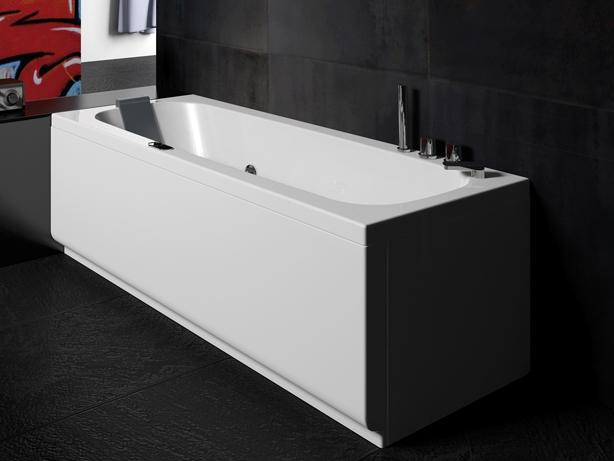 Vasche da bagno in acrilico quali vantaggi bagnolandia - Vasca da bagno incasso prezzi ...