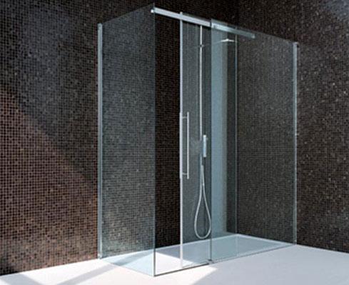Pulire box doccia cristallo trasparente