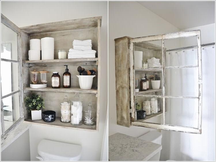 Come arredare un bagno in stile shabby chic bagnolandia - Mobili da bagno shabby chic ...