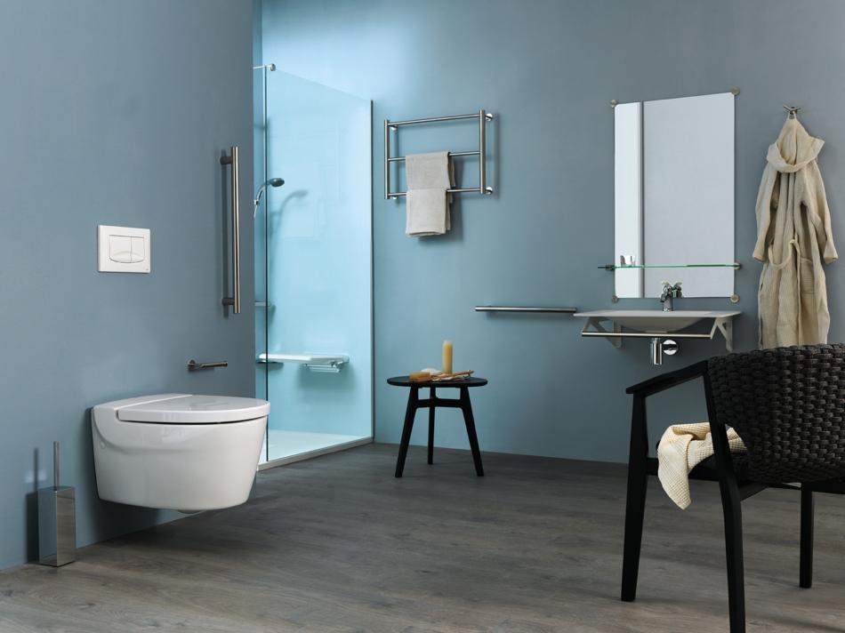 Sanitari ponte giulio per costruire il tuo bagno design - Ponte giulio bagno disabili ...
