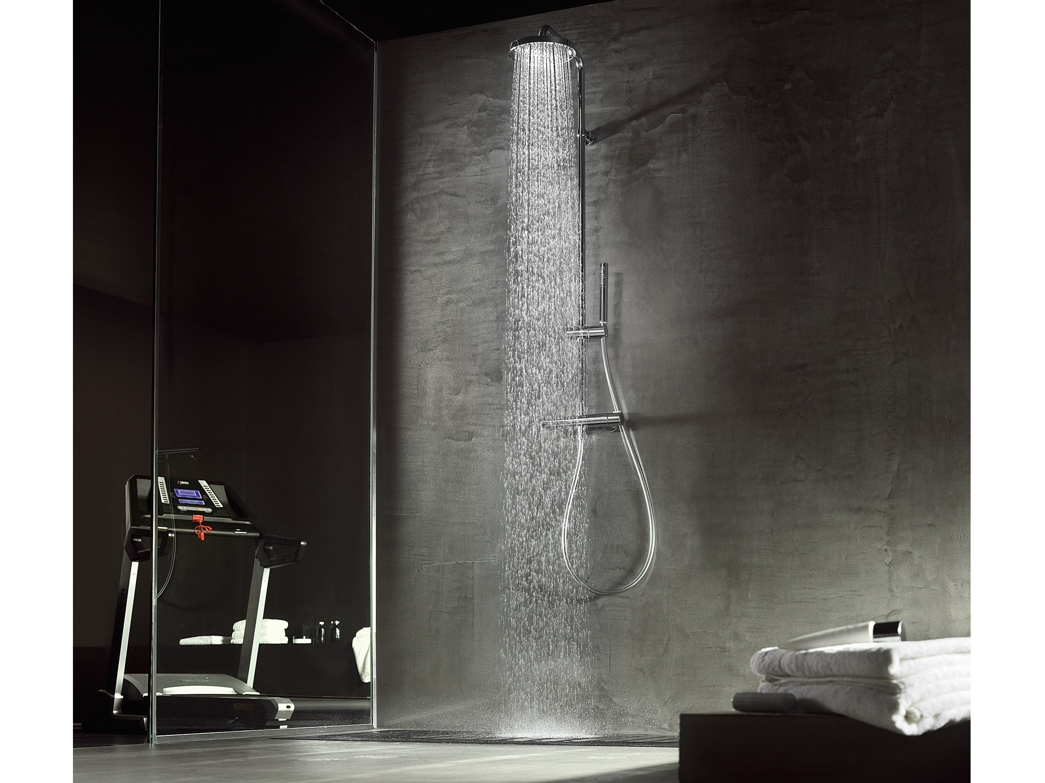 Elegante soffioni per doccia nuovo grohe soffione doccia euphoria