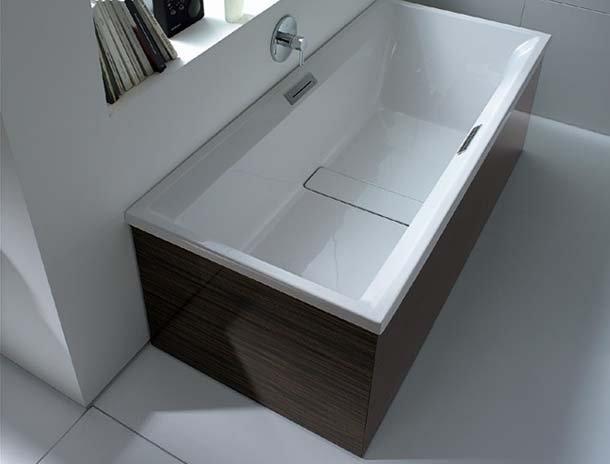 Come si monta una vasca da bagno ad incasso bagnolandia - Come sostituire una vasca da bagno ...