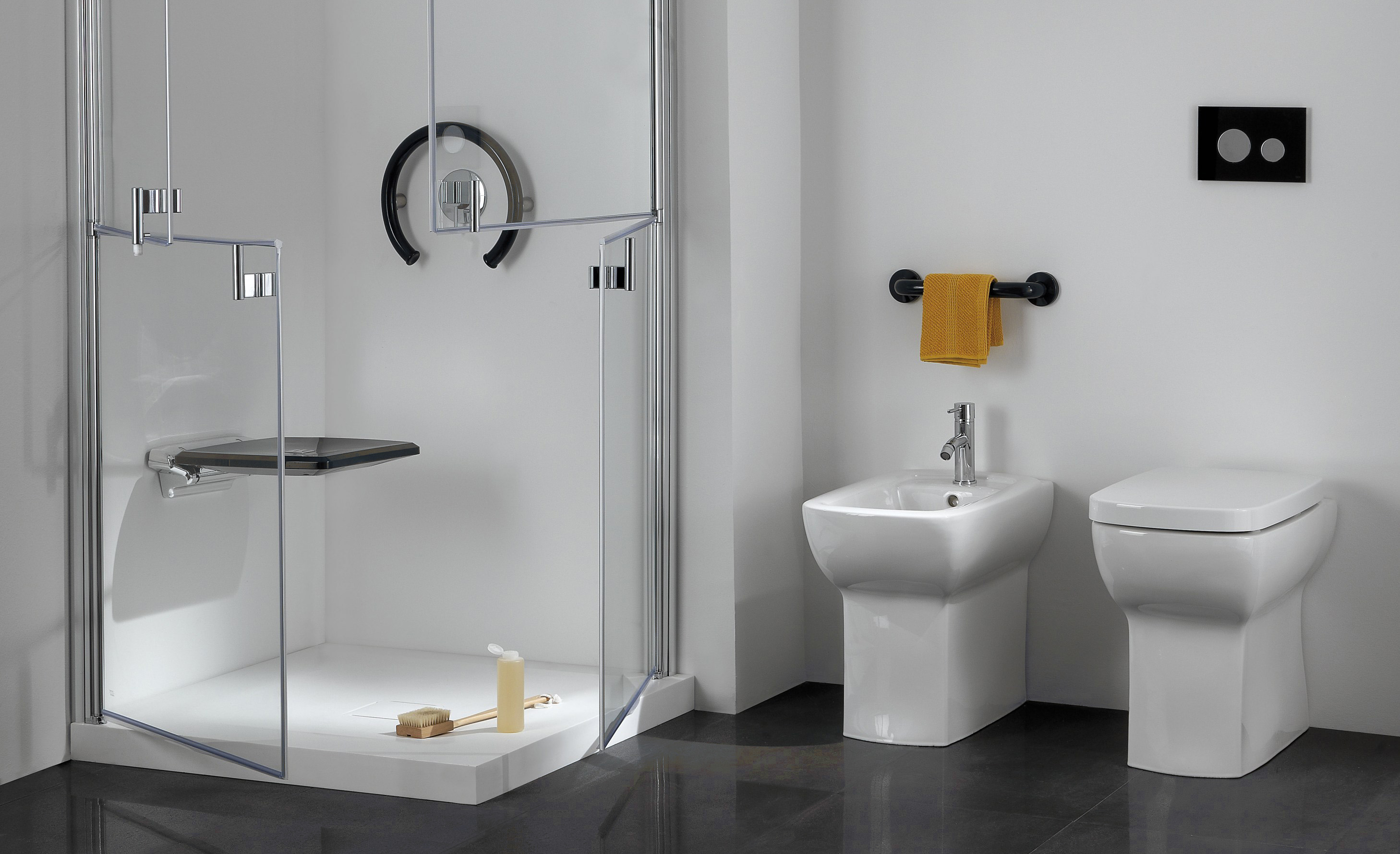 Sanitari ponte giulio per costruire il tuo bagno design - Progettare il bagno ...