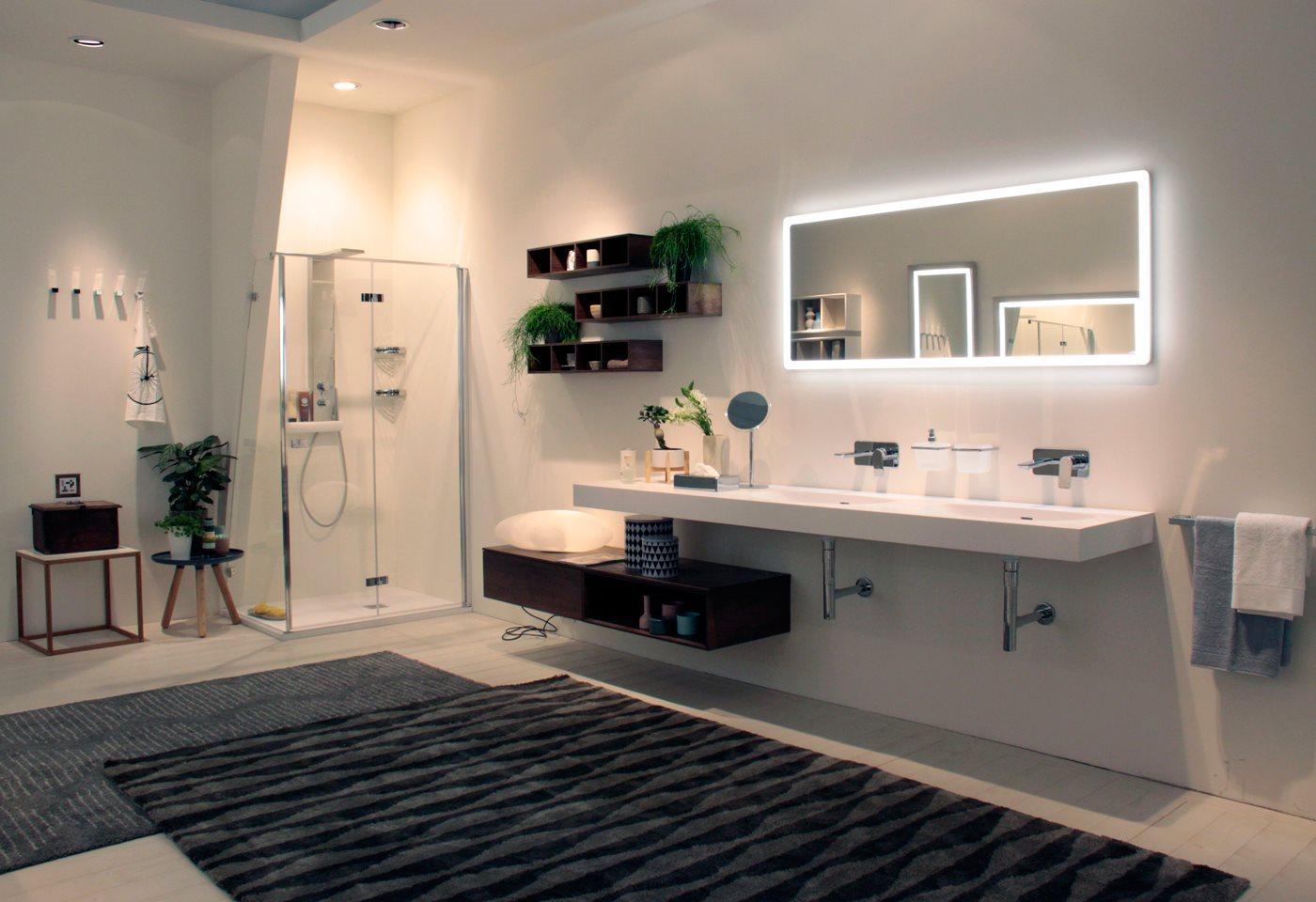 Inda bagno design e innovazione per il bagno bagnolandia - Arredo bagno inda ...