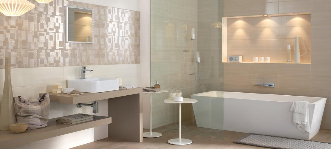 Come scegliere le piastrelle per bagno bagnolandia - Pavimento e rivestimento bagno uguale ...