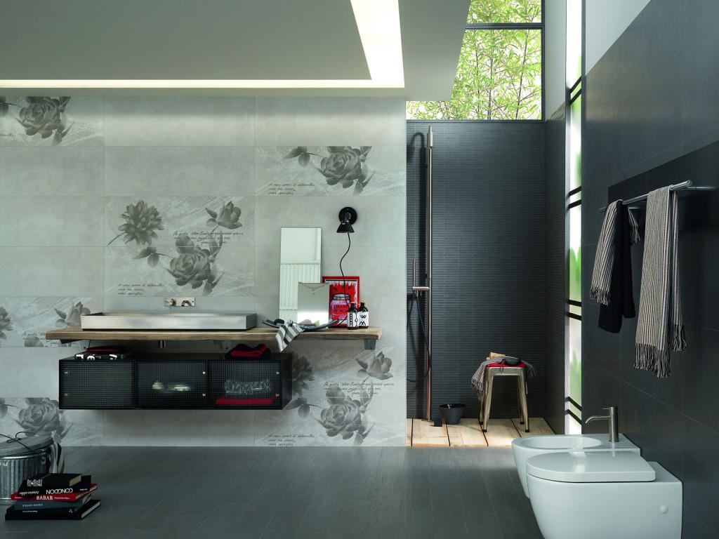 Come scegliere le piastrelle per bagno bagnolandia for Oficina 7 marazzi