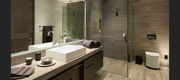 Come rendere moderno un bagno classico bagnolandia - Rivestimenti per bagno moderno ...