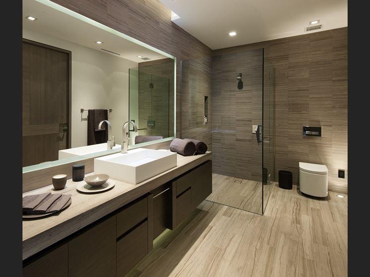 Come rendere moderno un bagno classico - Bagnolandia