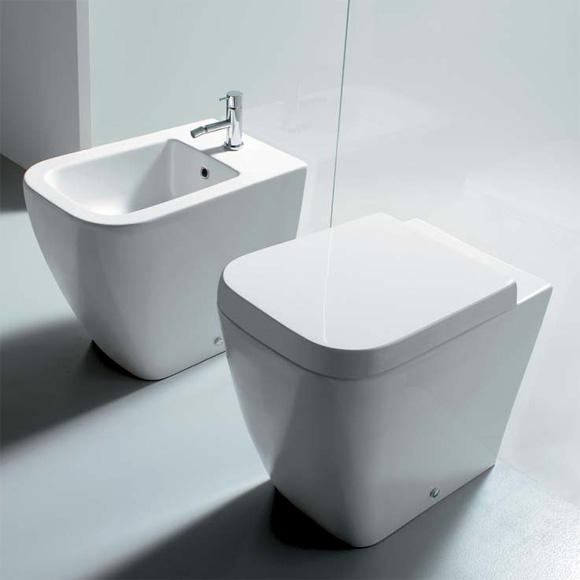 Sanitari con la forma di solidi geometrici bagnolandia for Arredo bagno sanitari