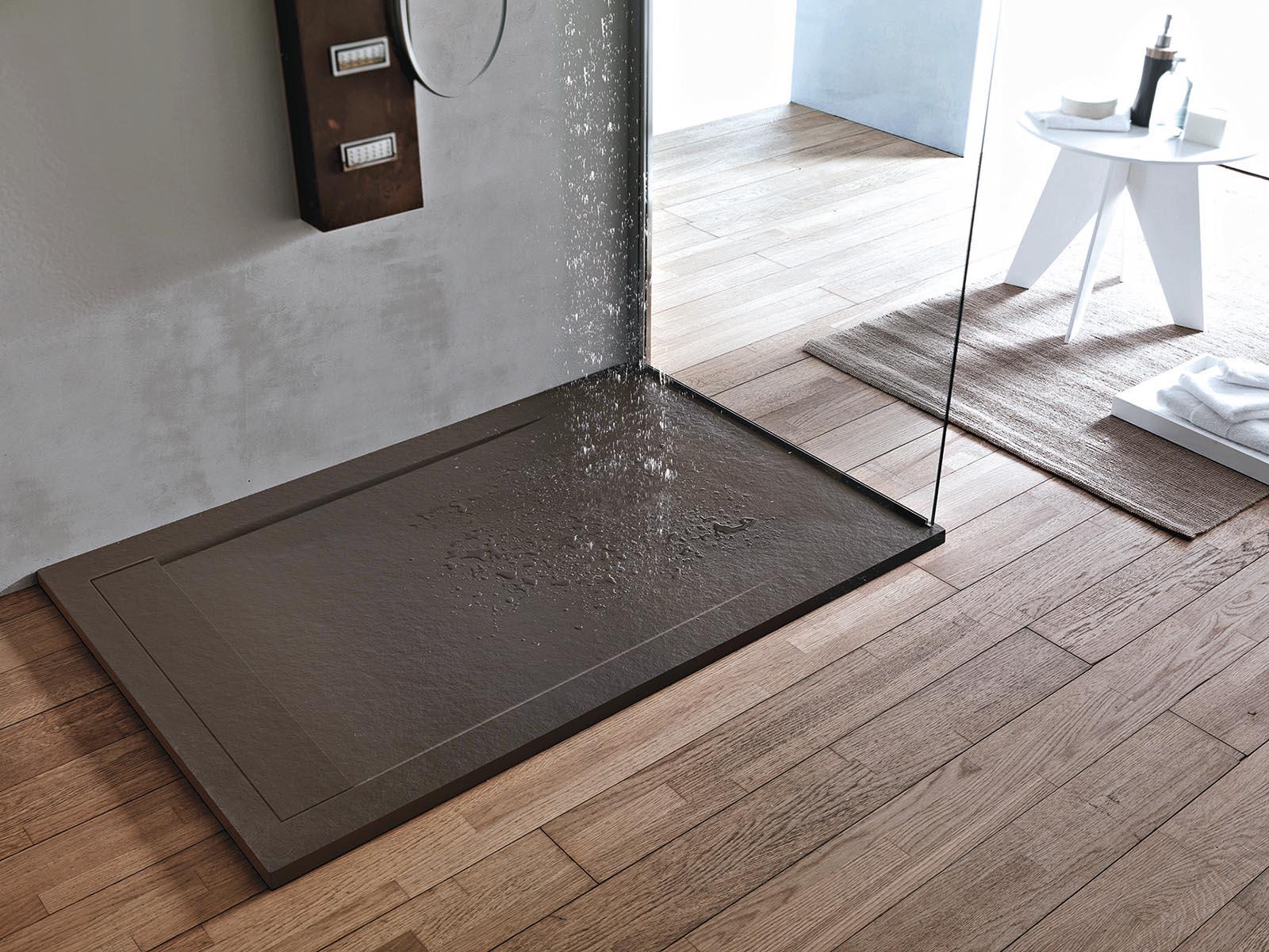 Tipologie di piatti doccia per il bagno bagnolandia - Doccia a pavimento costi ...