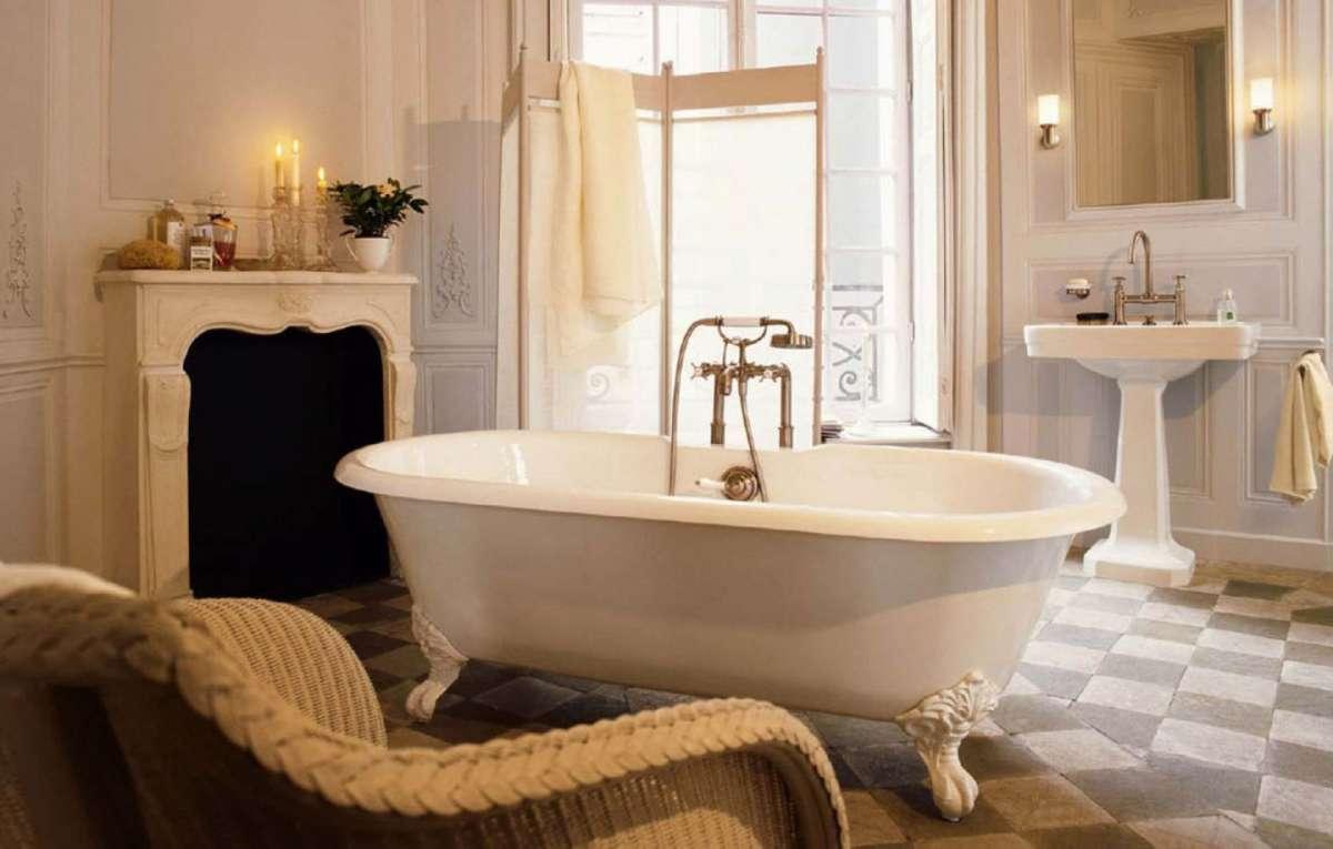 Vasca Da Bagno Stile Antico : Vasche da bagno in stile retrò sanitari