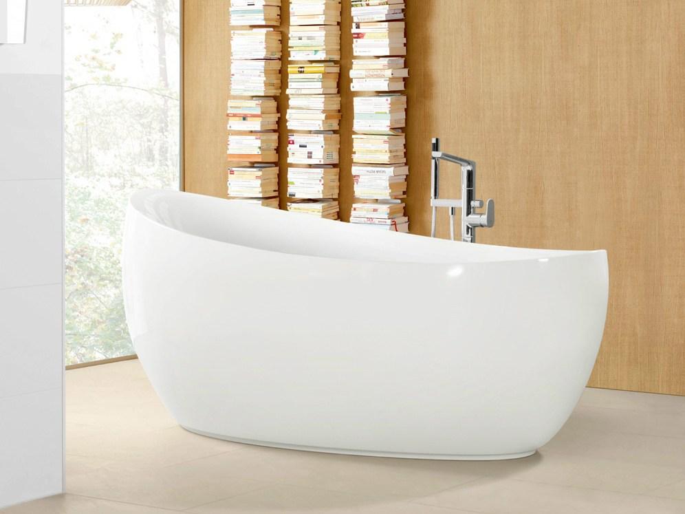 Vasche da bagno villeroy & boch: come valorizzarle al meglio