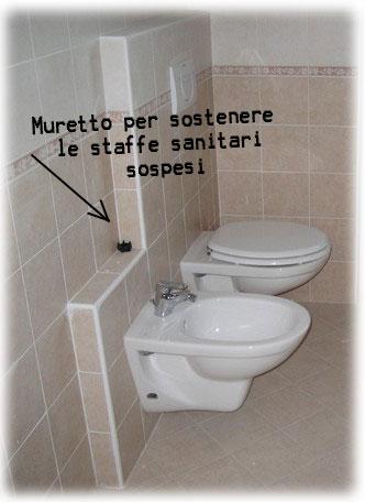 Fissare i sanitari bagnolandia - Come sbiancare i sanitari del bagno ...