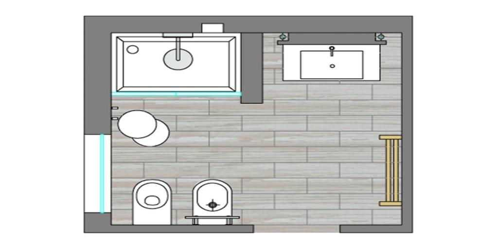 Quanto costa ristrutturare un bagno bagnolandia - Progettare il bagno on line ...