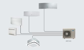 climatizzatori daikin la tecnologia al servizio della casa. Black Bedroom Furniture Sets. Home Design Ideas