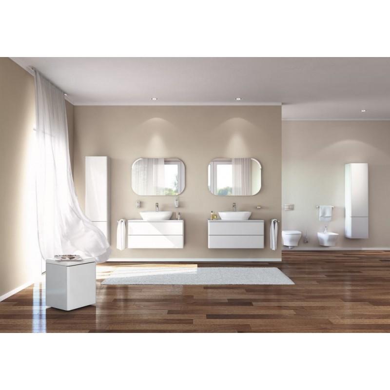 Installazione Wc Filo Parete.Active Wc Slim Filo Muro Ideal Standard Con Sedile